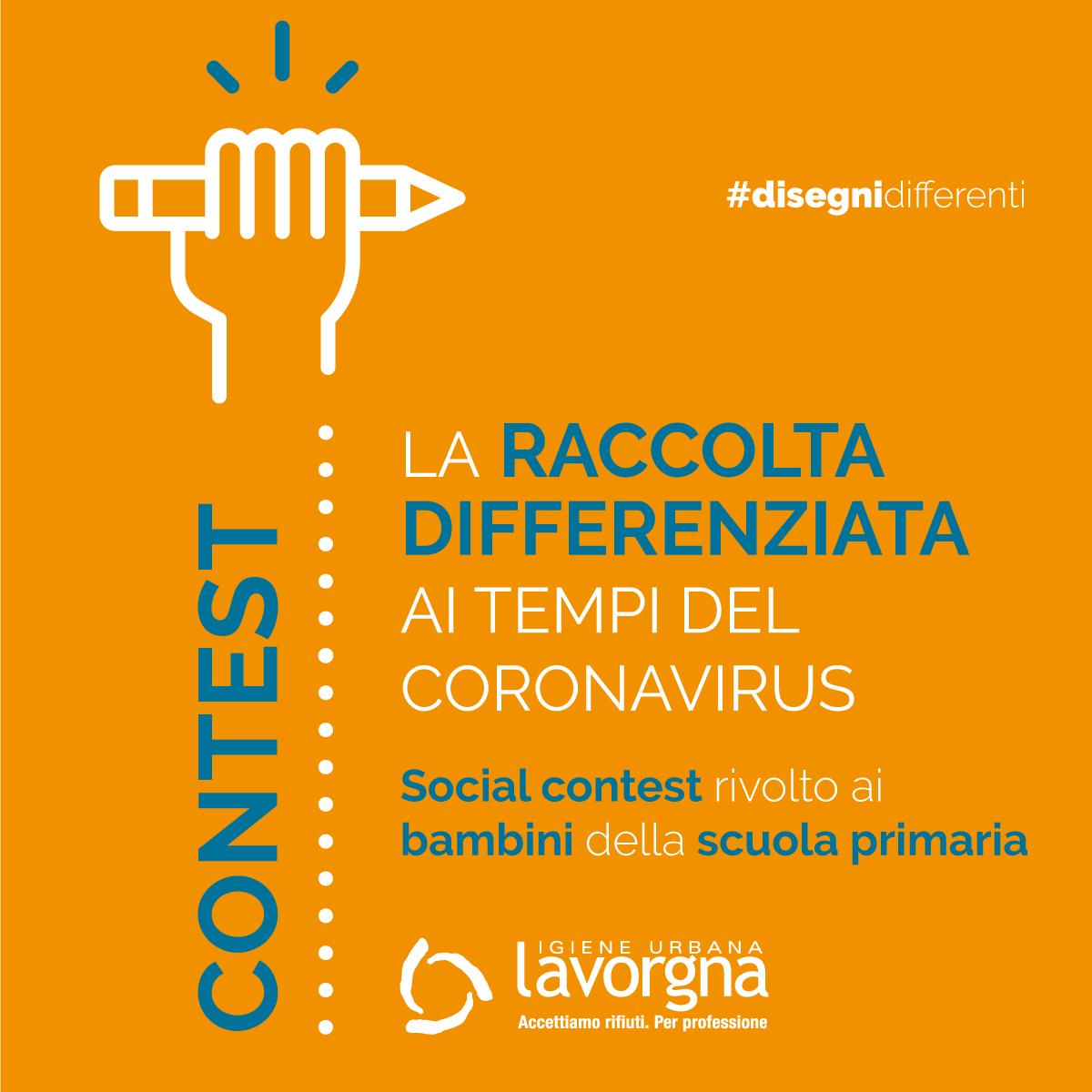 Disegni Differenti: la piccola Lucia Iagrossi vince il contest della Lavorgna srl dedicato ai bambini. Per tutti i partecipanti un set da disegno direttamente a casa