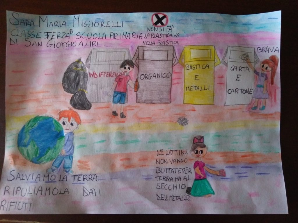 Migliorelli Sara Maria (3B Scuola primaria San Giorgio a Liri)