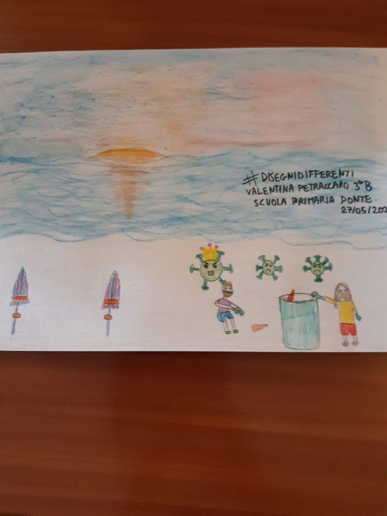 Petraccaro Valentina (8 anni - 3B scuola primaria Ponte)