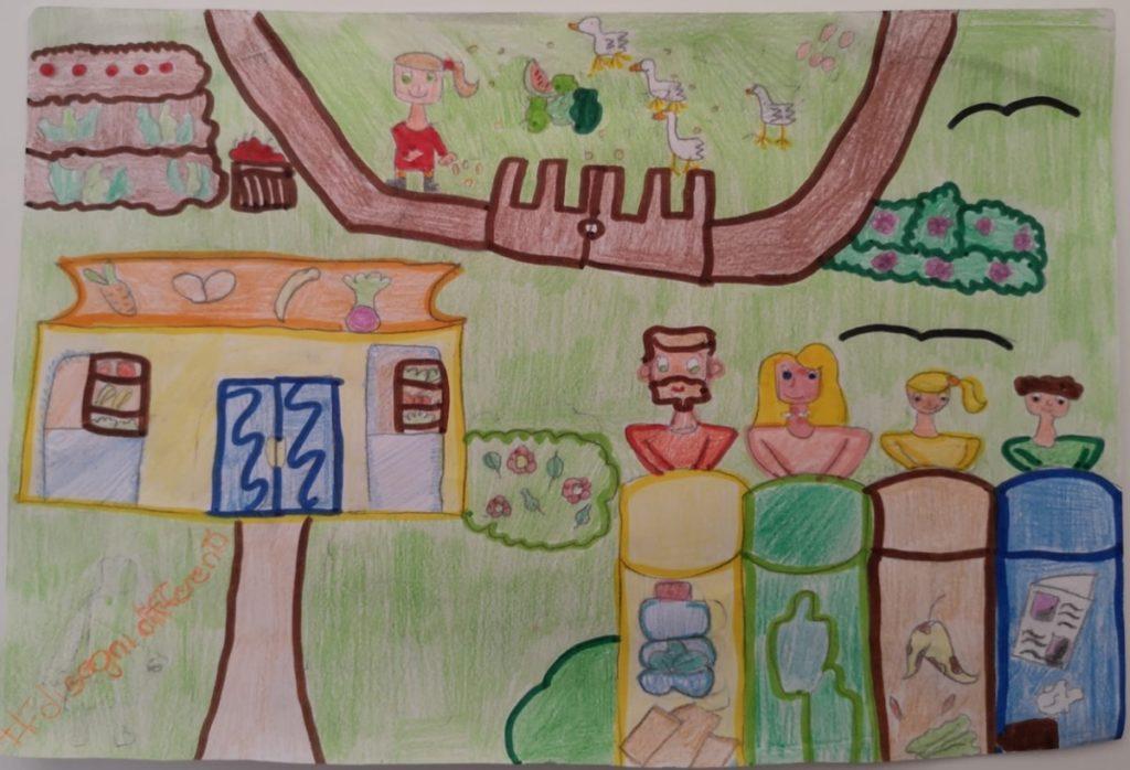 Vitelli Teresa (10 anni - 5 scuola primaria Manzoni - Puglianello)